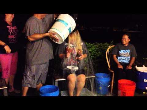 Ice Challenge Pinay Style VOHI  Melissa Lishman, Carla Hernandez, and Janice Rivera