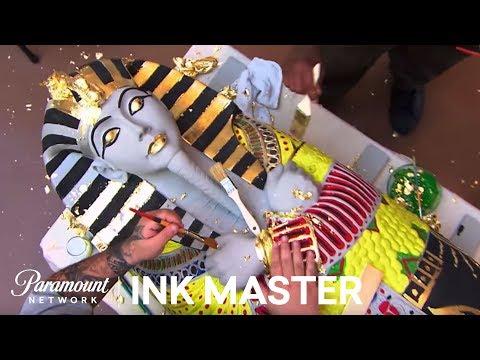 Flash Challenge Preview: Sarcophagus: Part III - Ink Master, Season 6