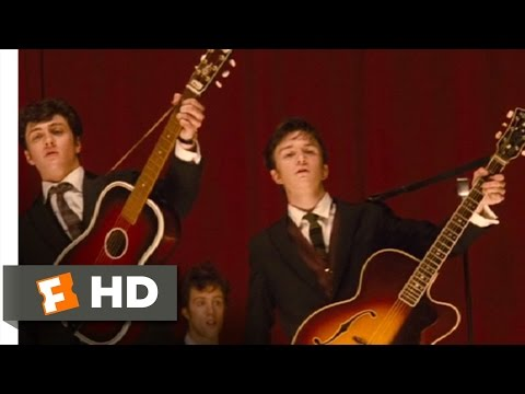 Nowhere Boy (7/10) Movie CLIP - Meet George (2009) HD