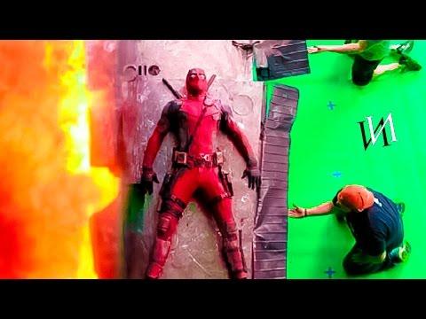 ТОП-10 CGI спецэффектов, от которых актёрам было не по себе! Как делают эффекты в фильмах?