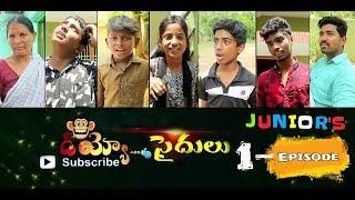 juniors episode 1 me (dio saidulu) team
