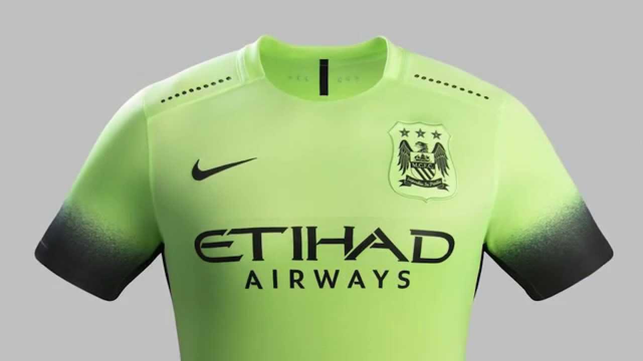 Maillot Extérieur Manchester City nouvelle