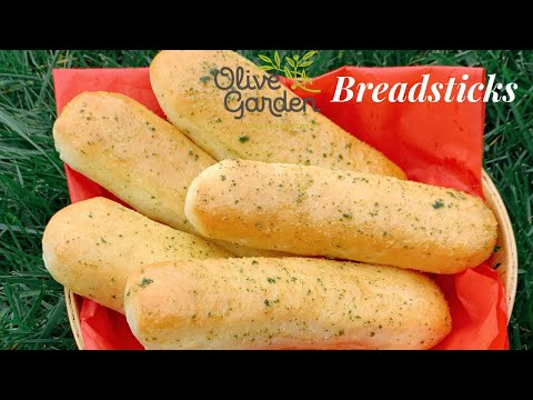 Olive Garden Breadsticks Recipe   How to make Breadsticks   Breadsticks Recipe stayhome&cook #withme