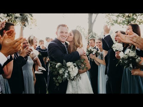Groom loses it when he sees his bride walk down the aisle 😭Southern Hills Wedding Film, Sarah + Sam