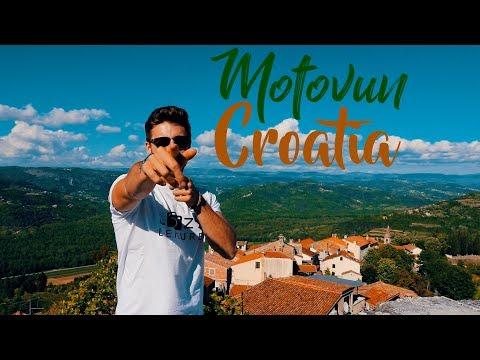 MOTOVUN || TRAVEL CROATIA || PLACES TO GO ISTRIA || CROATIA VLOG #5