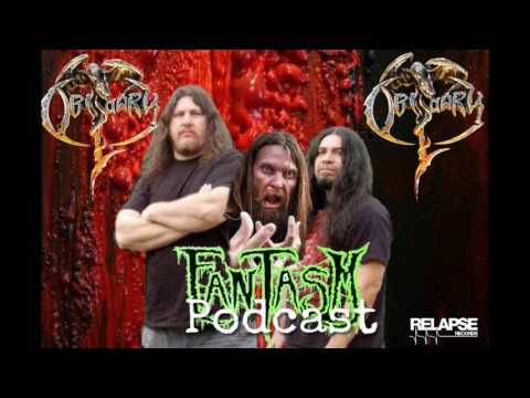 Terry & Kenny of Obituary Interview