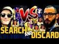 IL SEARCH AND DISCARD DEL SECOLO! [Zano VS Marza]