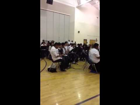 Chatham Middle School Band 12/3/12