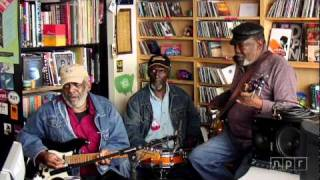 The Holmes Brothers: NPR Music Tiny Desk Concert