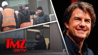 Tom Cruise – Another 'M:I 6' Stunt Goes Wrong! | TMZ TV