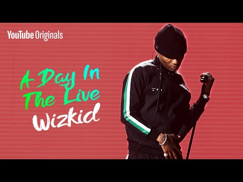 Wizkid's Performing Live Right Now! | A Day In The Live
