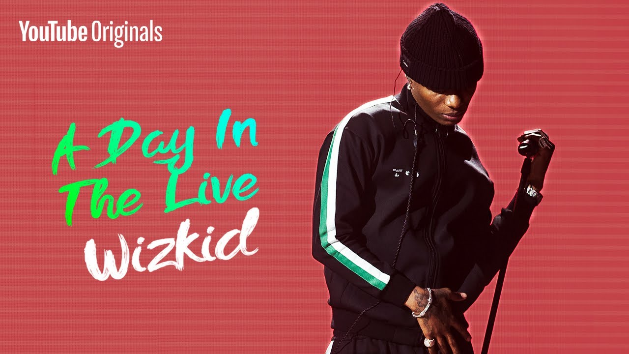 Download Wizkid Like You've Never Seen Him Before | A Day In The Live