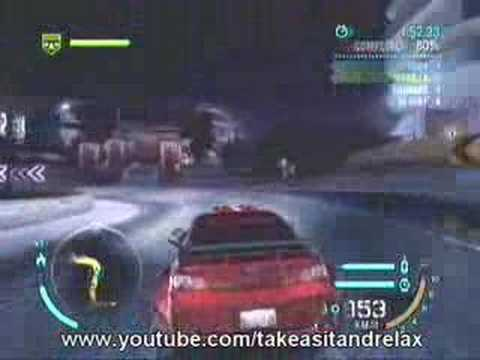 need for speed carbon wii youtube. Black Bedroom Furniture Sets. Home Design Ideas