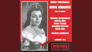 Boris Godunov : Prologue - Was soll das ?