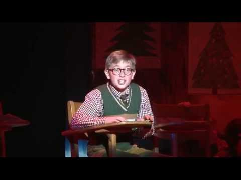 """Ralphie to the Rescue"" from A Christmas Story"