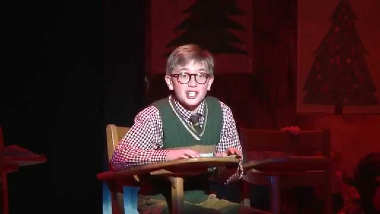 ralphie to the rescue from a christmas story youtube