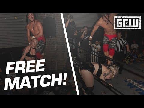 [FREE MATCH] Allie Kat Vs. Sanchez | #GCWCrushedUp