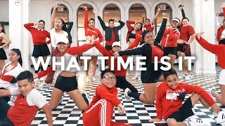 High School Musical - What Time Is It (Dance Video) | @besperon Choreography