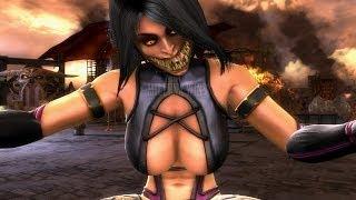 Mortal Kombat 9 PC Mods : Mileena's Costumes & Fatalities