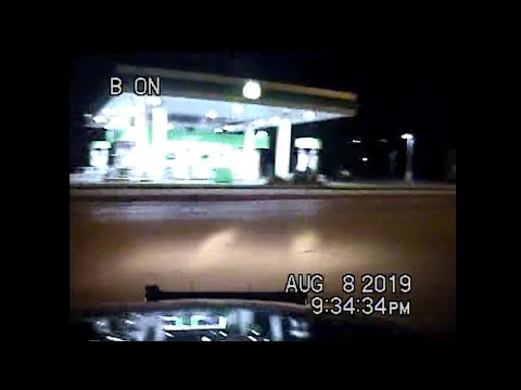 Dashcam Video Of Shots Fired, Chase Through Kansas City