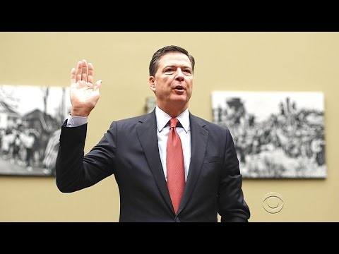 FBI Director Comey to testify on Russian campaign interference Monday