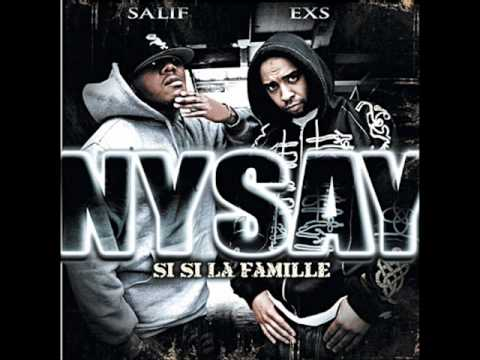 Youtube: Nysay – La parole au peuple (feat. Starting Block)