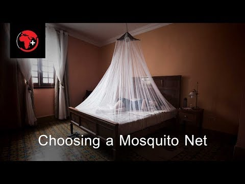 Choosing A Mosquito Net