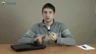 видео Ноутбук Asus x55a - характеристики и описание