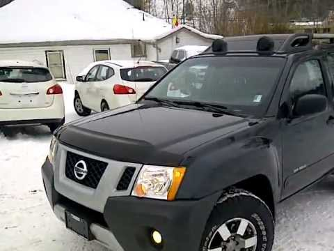dana 39 s 2010 nissan xterra pro 4x youtube. Black Bedroom Furniture Sets. Home Design Ideas