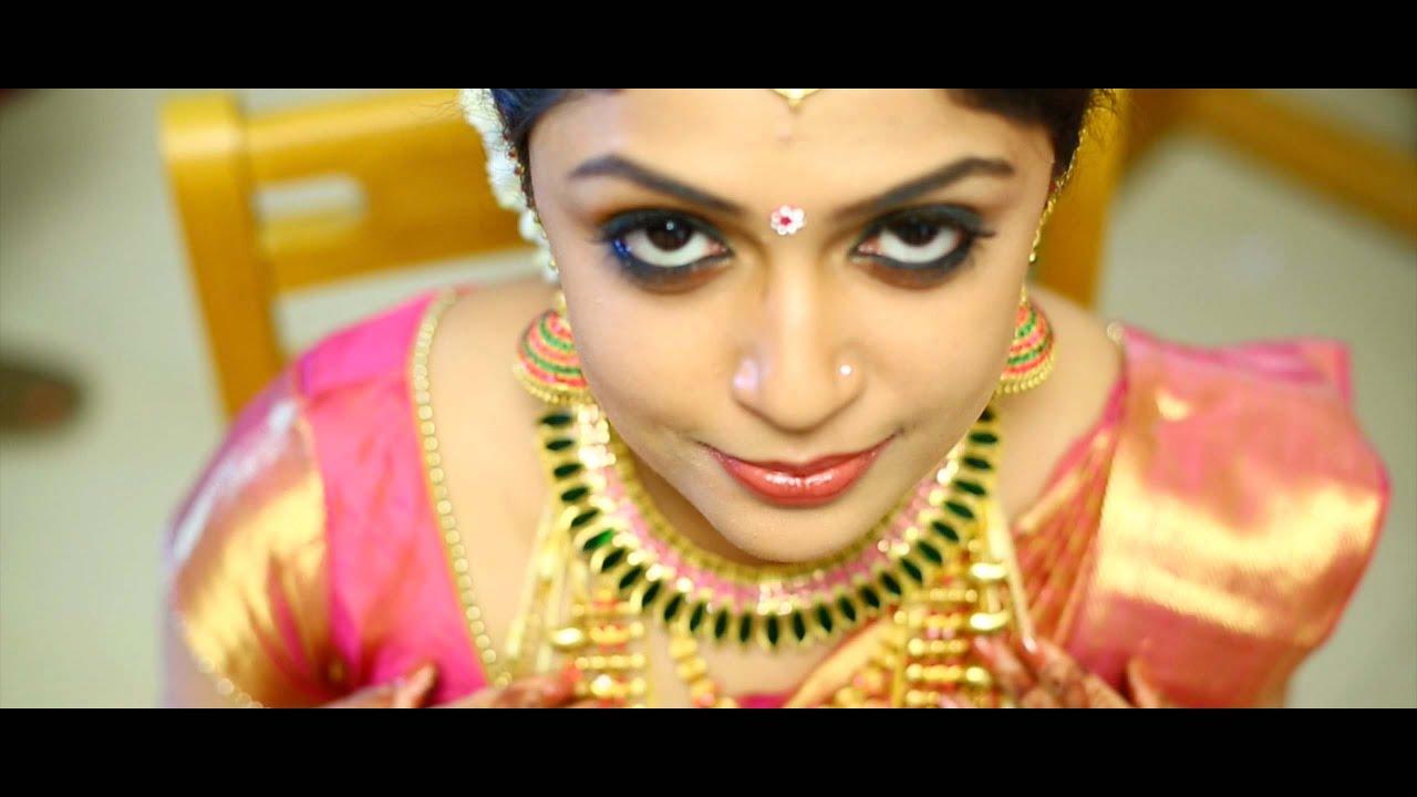 Kerala Hindu Wedding Highlight Shilpa Sivaduth Youtube