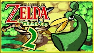 THE LEGEND OF ZELDA THE MINISH CAP Part 2: Etzala, den Ezelo im Tyloria-Wald getroffen