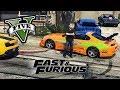 GTA 5 Drift Montage Supra Paul Walker Fast Furious mp3