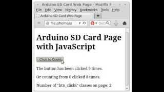 Accessing HTML Tags with JavaScript using Class Names