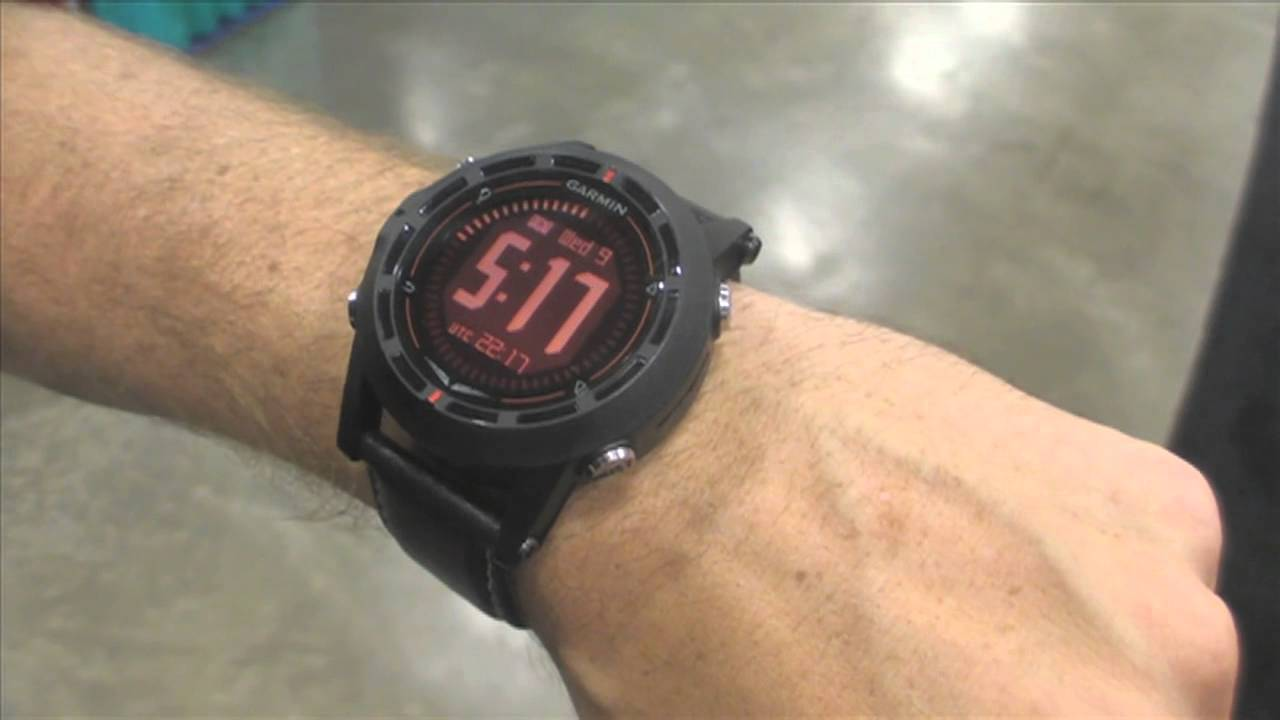 c281e234b7e Garmin s D2 Does-It-All Pilot Watch - YouTube
