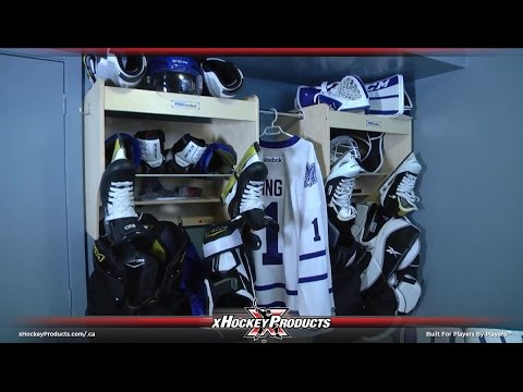 ProHockey Locker And Bench