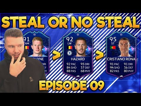 FIFA 19: STEAL OR NO STEAL #09