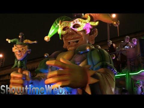 Krewe of PygmalionParade - 2018 New Orleans Mardi Gras