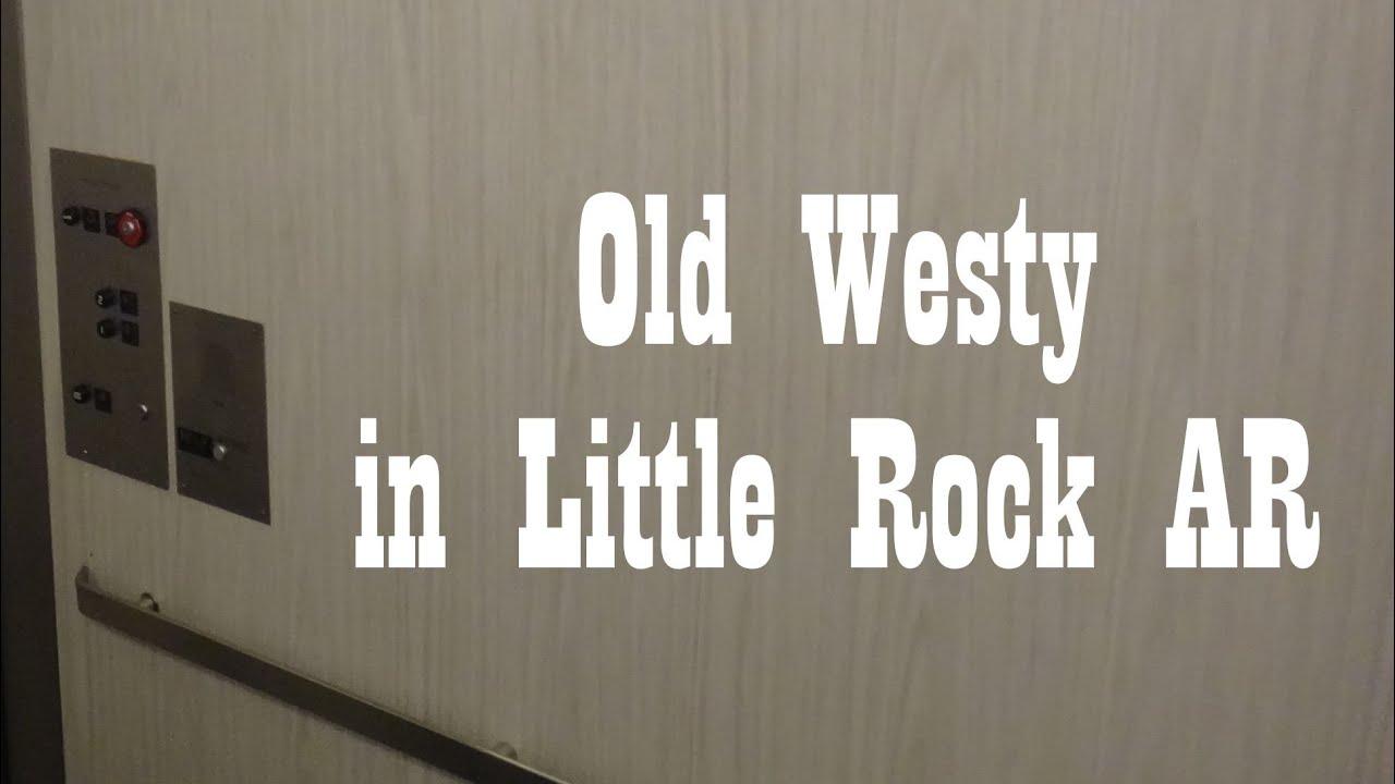 Vintage Westinghouse Hydraulic Elevator Dillards Park Plaza Mall