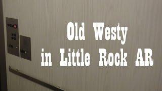 Vintage Westinghouse Hydraulic elevator @ Dillards Park Plaza Mall Little Rock AR