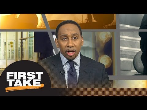 Stephen A. on Chris Paul's injury: Rockets will not beat Warriors without him | First Take | ESPN