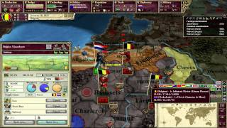 let's play Victoria 2 - Belgium and Piedmont MP campaign part 3
