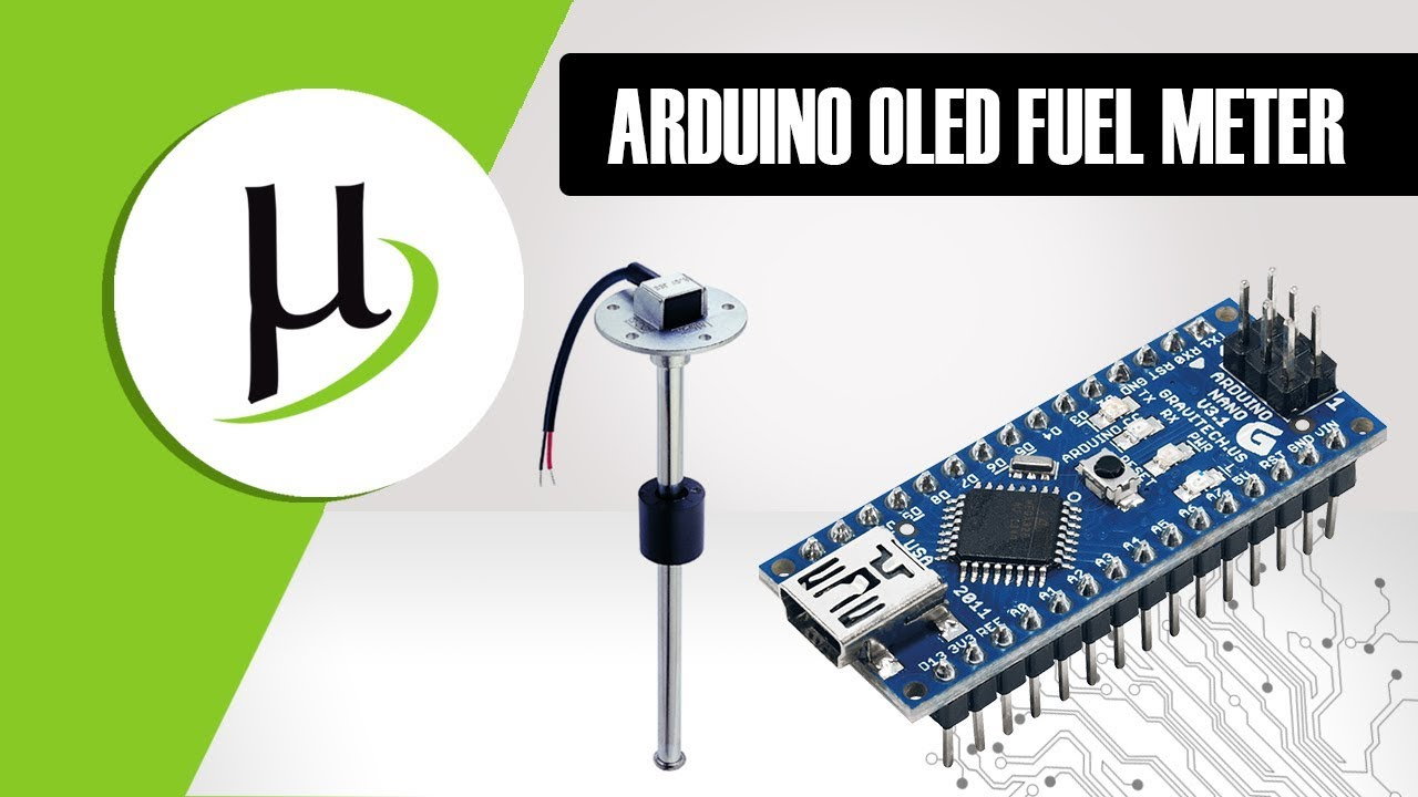 Measure Fuel Level With Arduino: 4 Steps (with Pictures)
