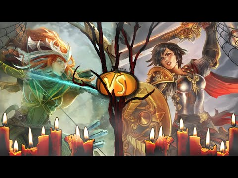 FireMarshal Artemis vs Bellona - Ranked 1v1 Joust - Smite