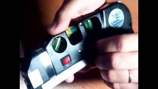 Распаковка и обзор лазерного уровня с рулеткой из китая FIXIT Laser LevelPro 3