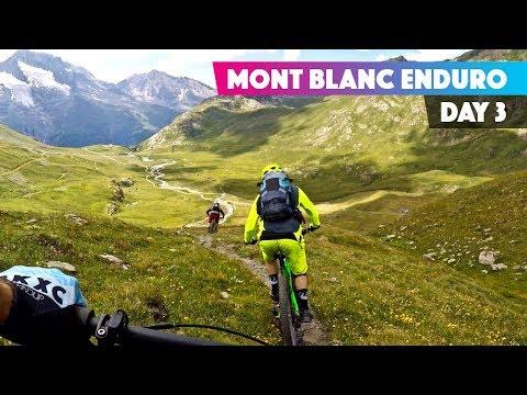 MOUNTAIN BIKE HEAVEN | Ben Jones Mont Blanc Enduro Day 3