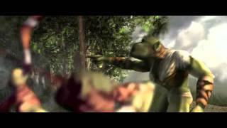 Проклятые Земли Вступительный ролик (HQ)
