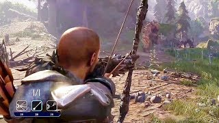 ELEX - 12 Minutes of New Gameplay (New OPEN WORLD RPG Game) 2017