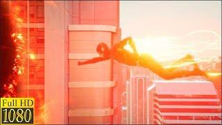 Барри достает сознание Честера из черной дыры и спасает Централ Сити | Флэш 6 сезон 1 серия