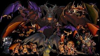 Warcraft Racial Trivia: Episode 5 - The Black Dragonflight