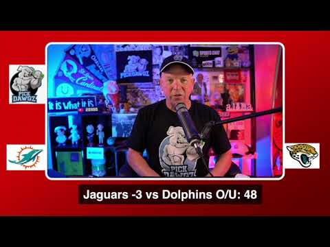 Jacksonville Jaguars vs Miami Dolphins NFL Pick and Prediction 9/24/20 Week 3 NFL Betting Tips